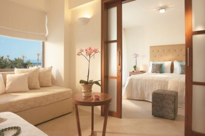 Family Suite with Garden / Sea View