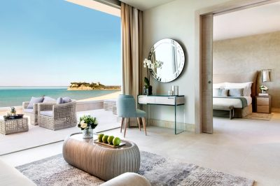 Deluxe Panorama Junior Suite with Sea View