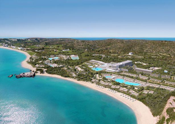 Carte Europe Kos.Ikos Aria Overview Just Resorts