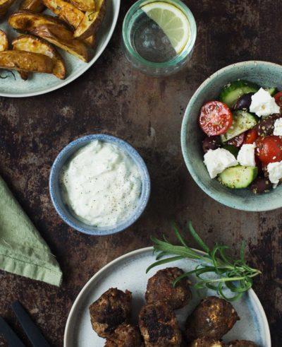 Recept: Tzatziki | Frk. Kräsen