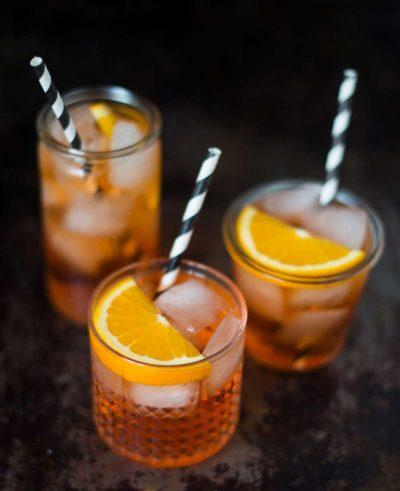 Recept: Aperol spritz | Frk. Kräsen