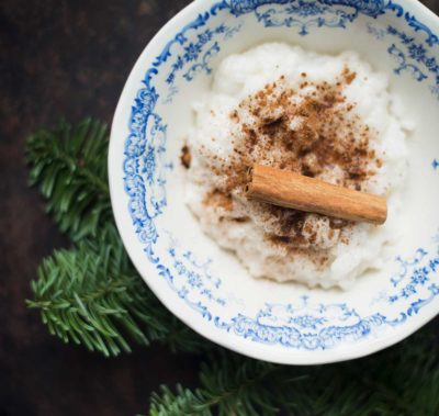 Recept: Mjölkfri risgrynsgröt | Frk. Kräsen