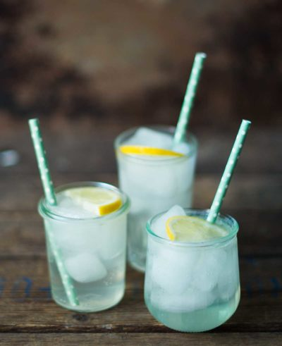 Recept: Drinken Tom Collins | Frk. Kräsen