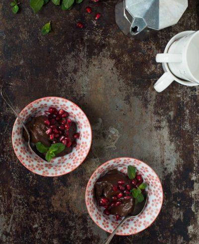 Recept: Chokladmousse med avokado | Frk. Kräsen