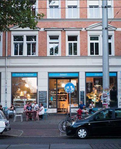 Guide till Leipzig i Tyskland | Frk. Kräsen