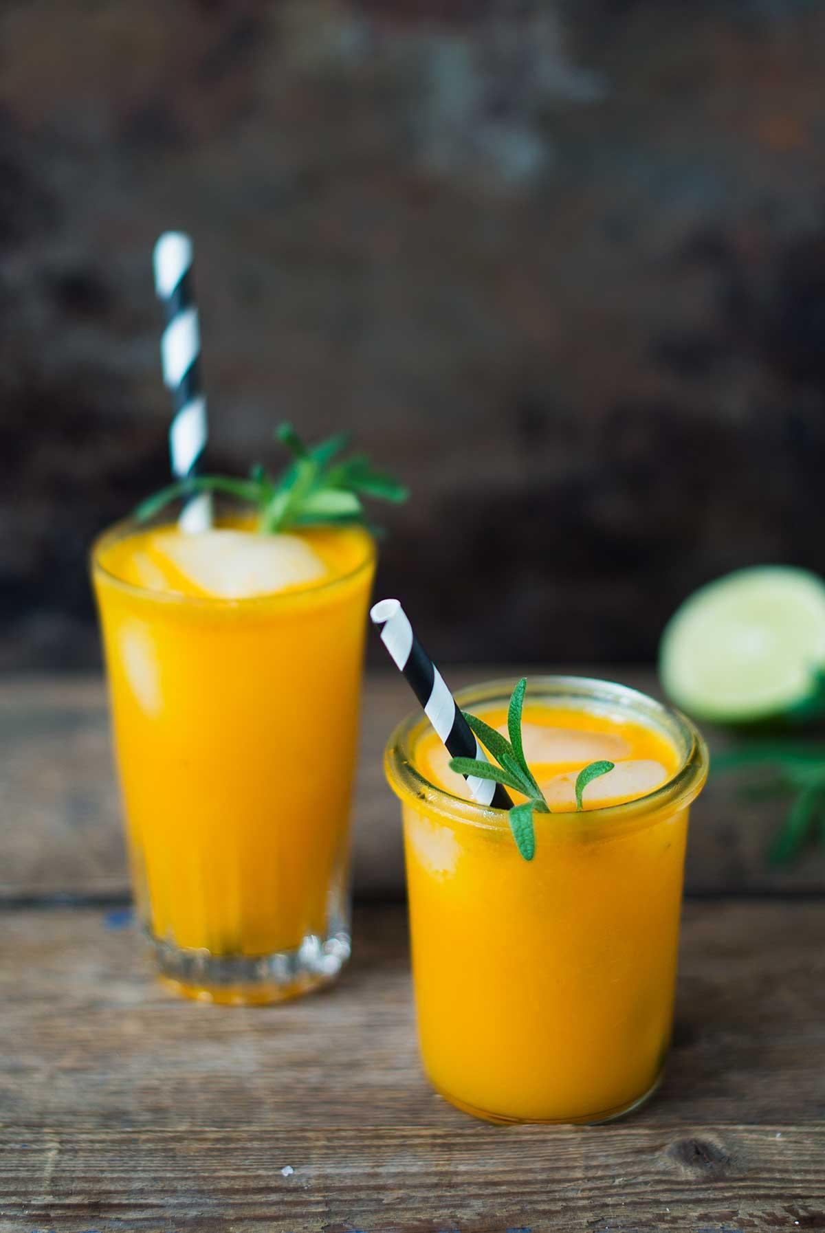 Recept: Drink med havtorn | Frk. Kräsen