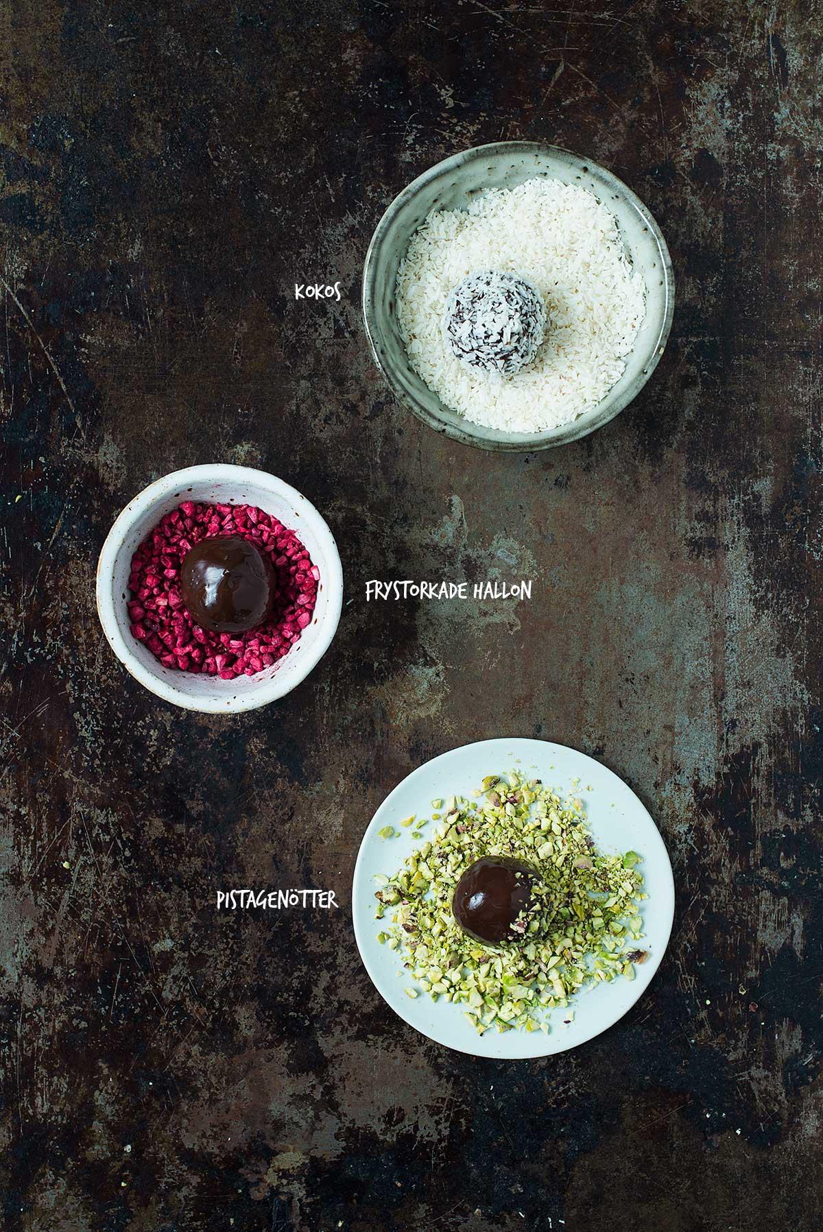 Recept: Romkulor (dammsugare med dansk twist) | Fröken Kräsen
