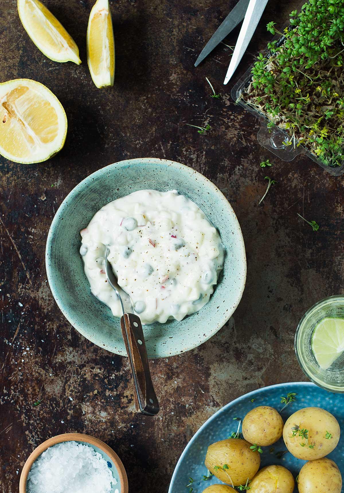Recept: Remouladsås | Frk. Kräsen