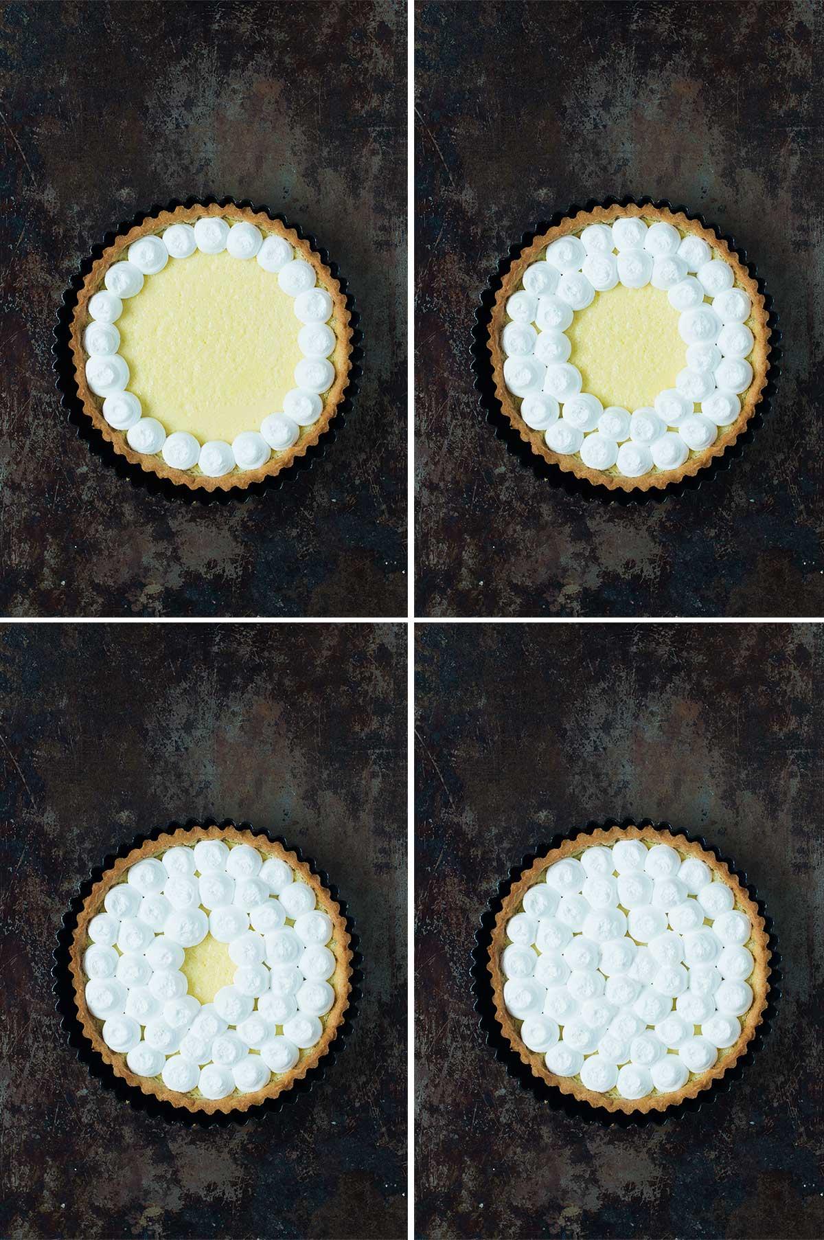Recept: Citronpaj med italiensk maräng | Fröken Kräsen