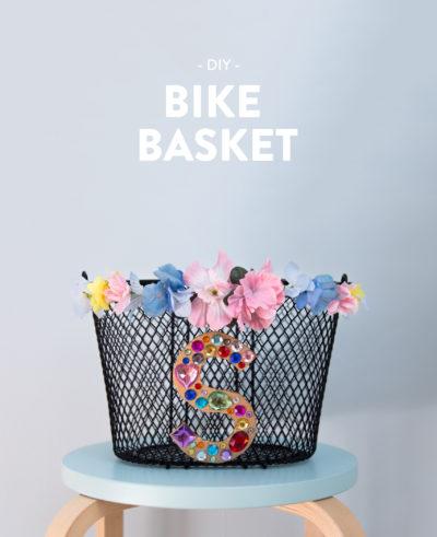 Bike basket DIY - Dnilva