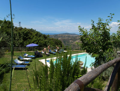 Villa Trotta–Pool party