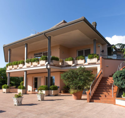 Villa Mami – Collepaganello Fabriano Italy
