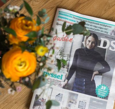 Intervju med Anna Maria Larsson