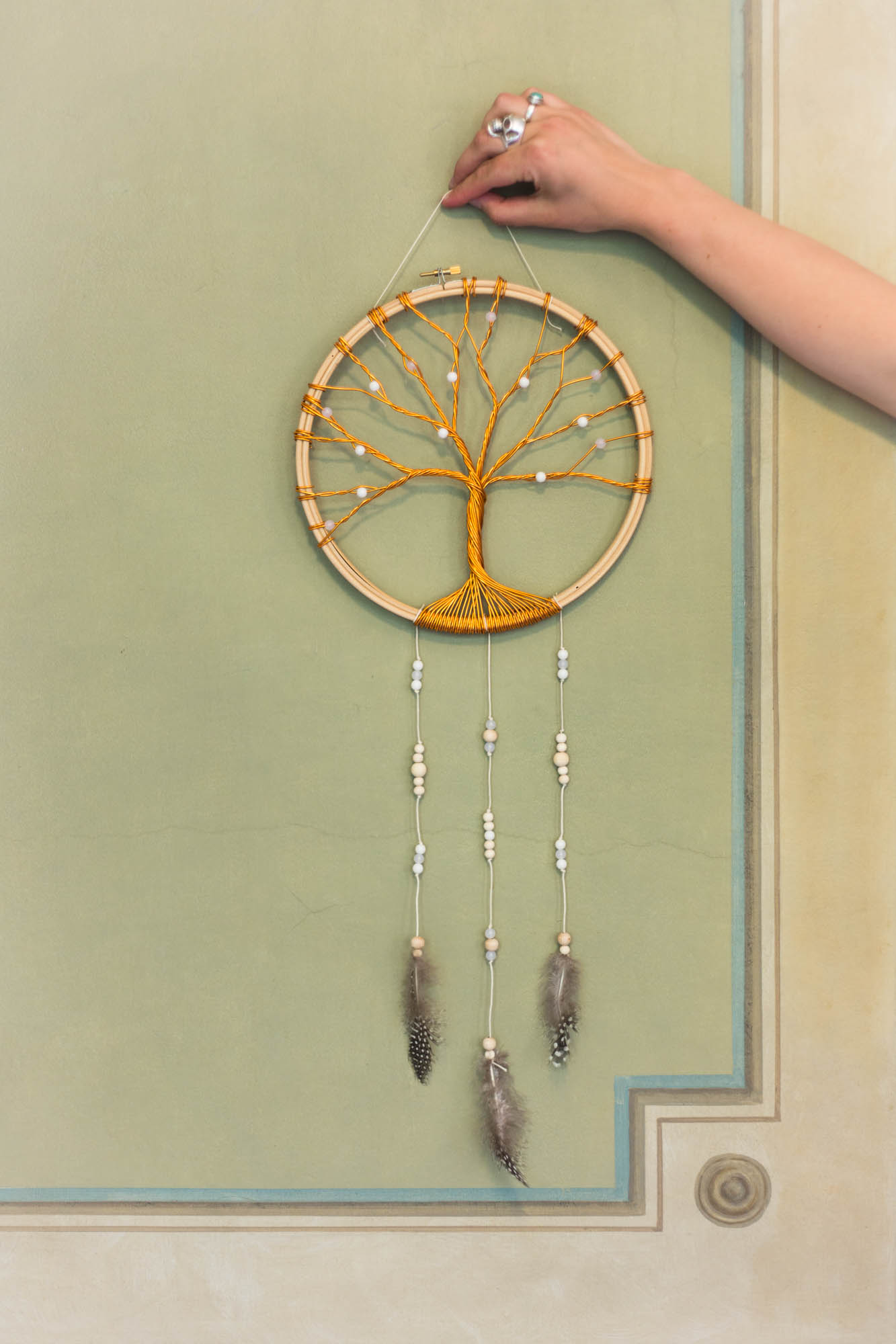 Skillbreak workshop – Dreamcatcher