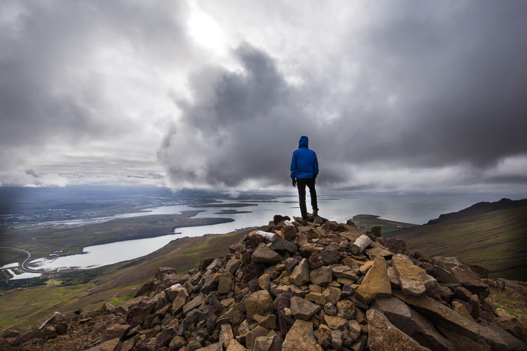 Utflykter på Island, Esja
