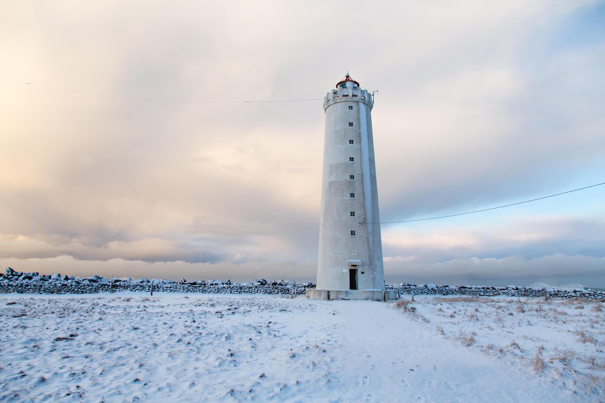 Utflykter på Island, Grótta