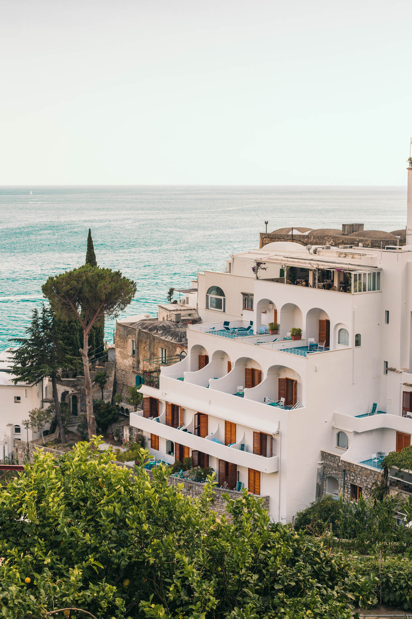 Roadtripping the Amalfi coast – Positano