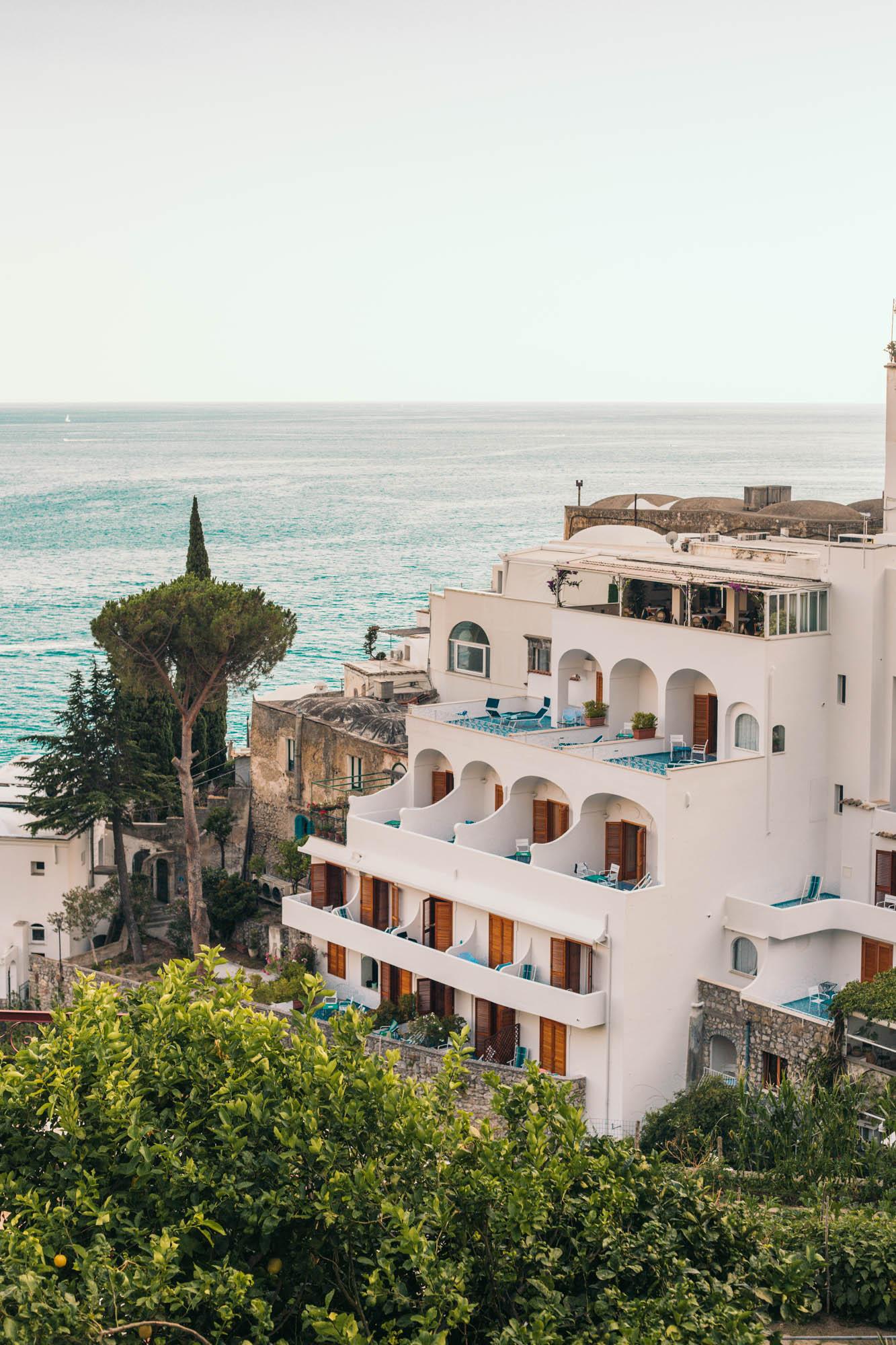 Roadtripping the Amalfi coast – Positano
