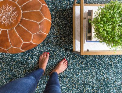 Ny matta i vardagsrummet – IKEA Vindum
