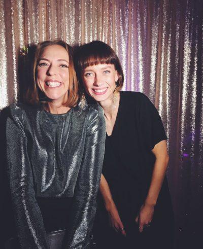 Stora Influencerpriset 2017 - Helena Lyth & Anna María Larsson