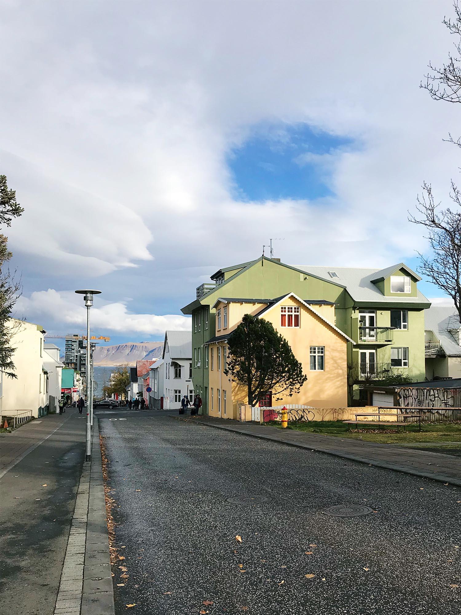 Downtown Reykjavík