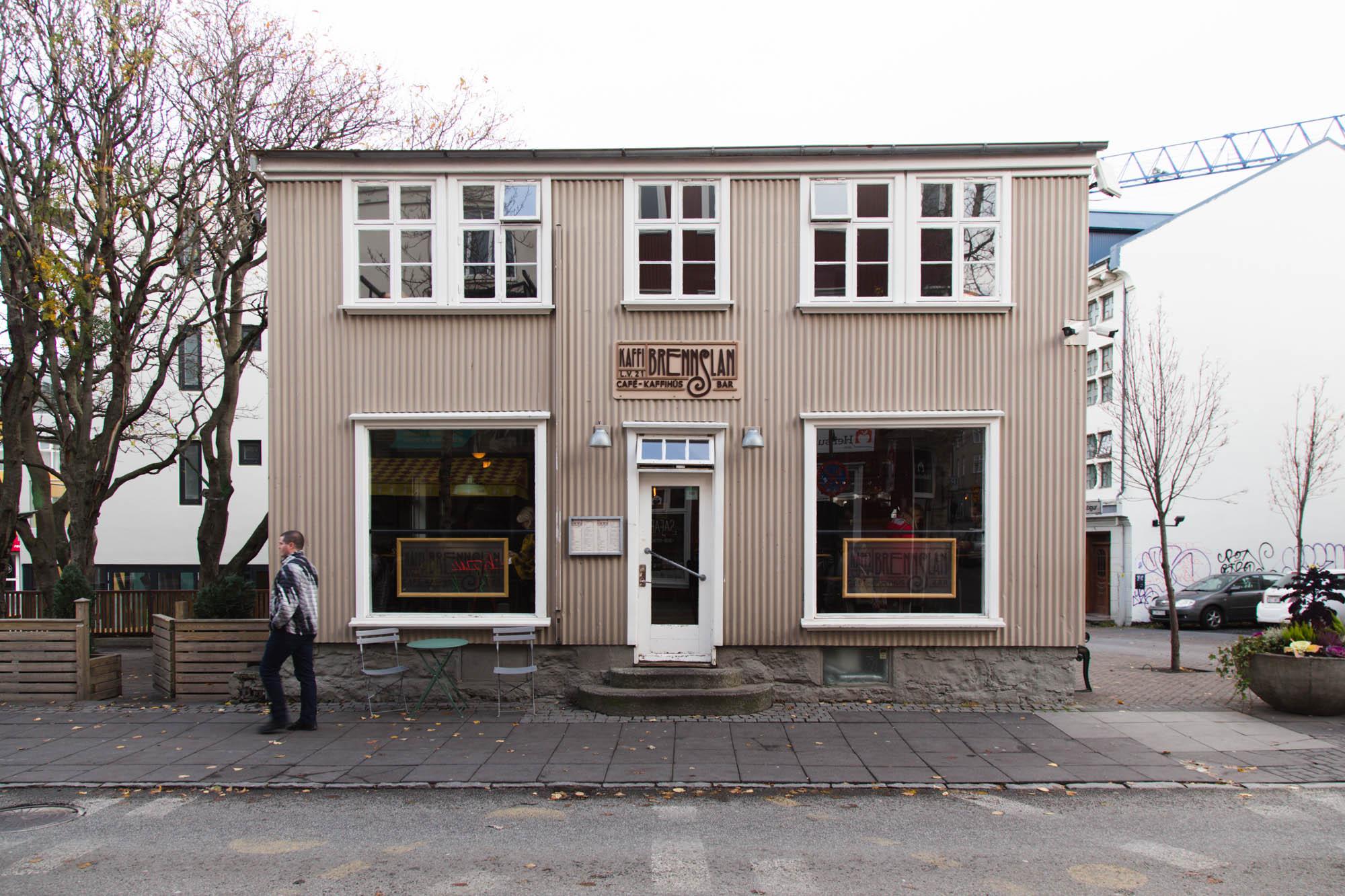 Kaffibrennslan Reyjavík