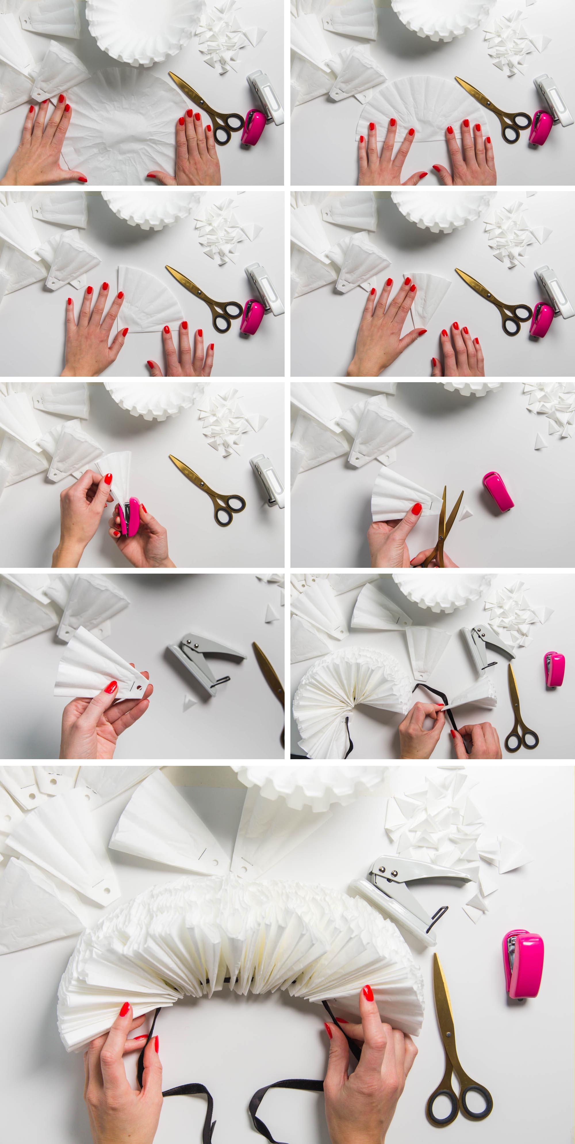 DIY Clown collar | by Dnilva