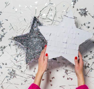 DIY Piñata gift box