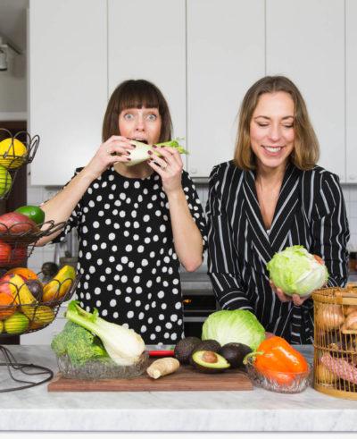 Larsson och Lyth - 5 hacks för frukt & grönt som verkligen funkar