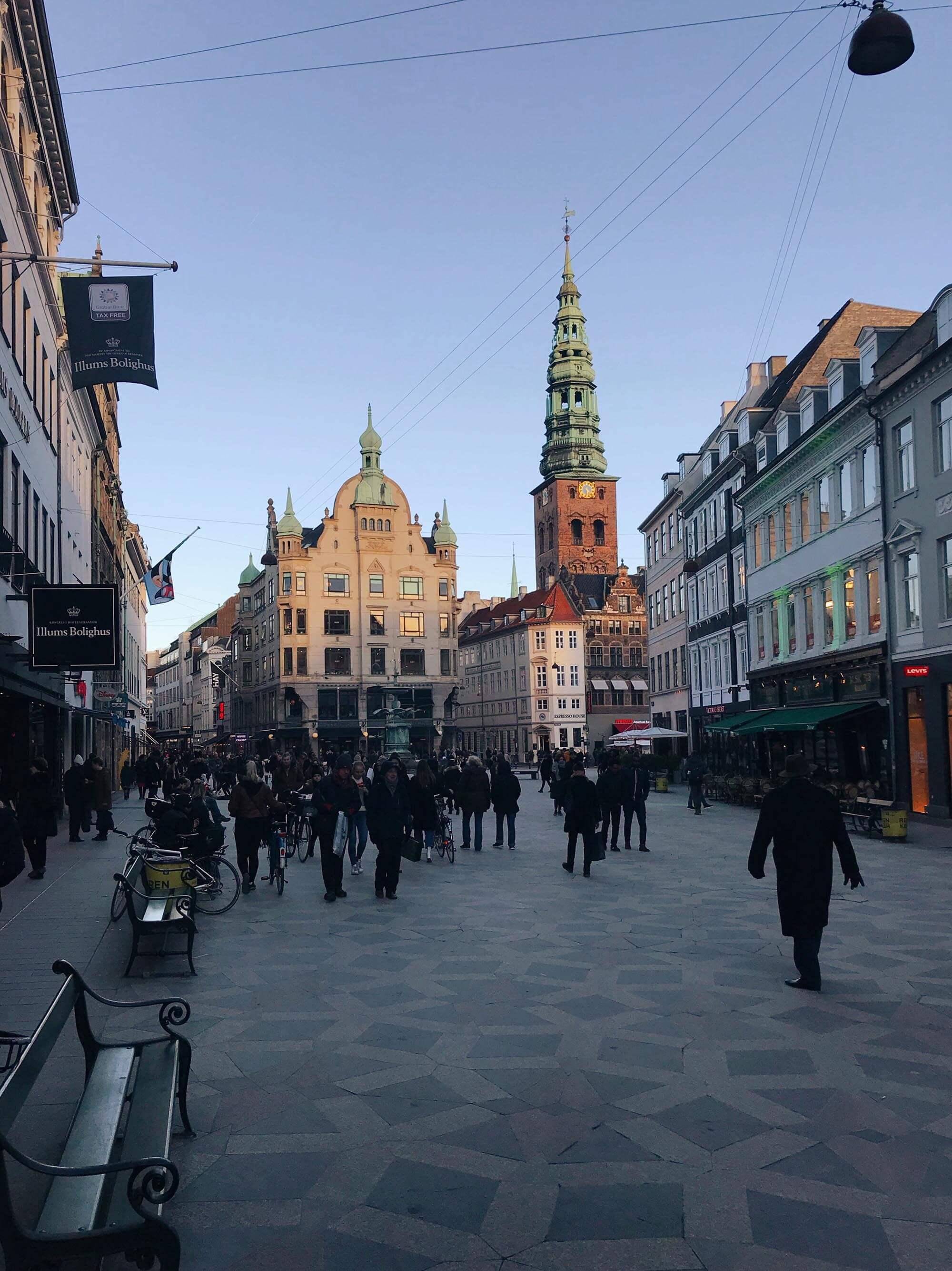 Torsdag i Köpenhamn