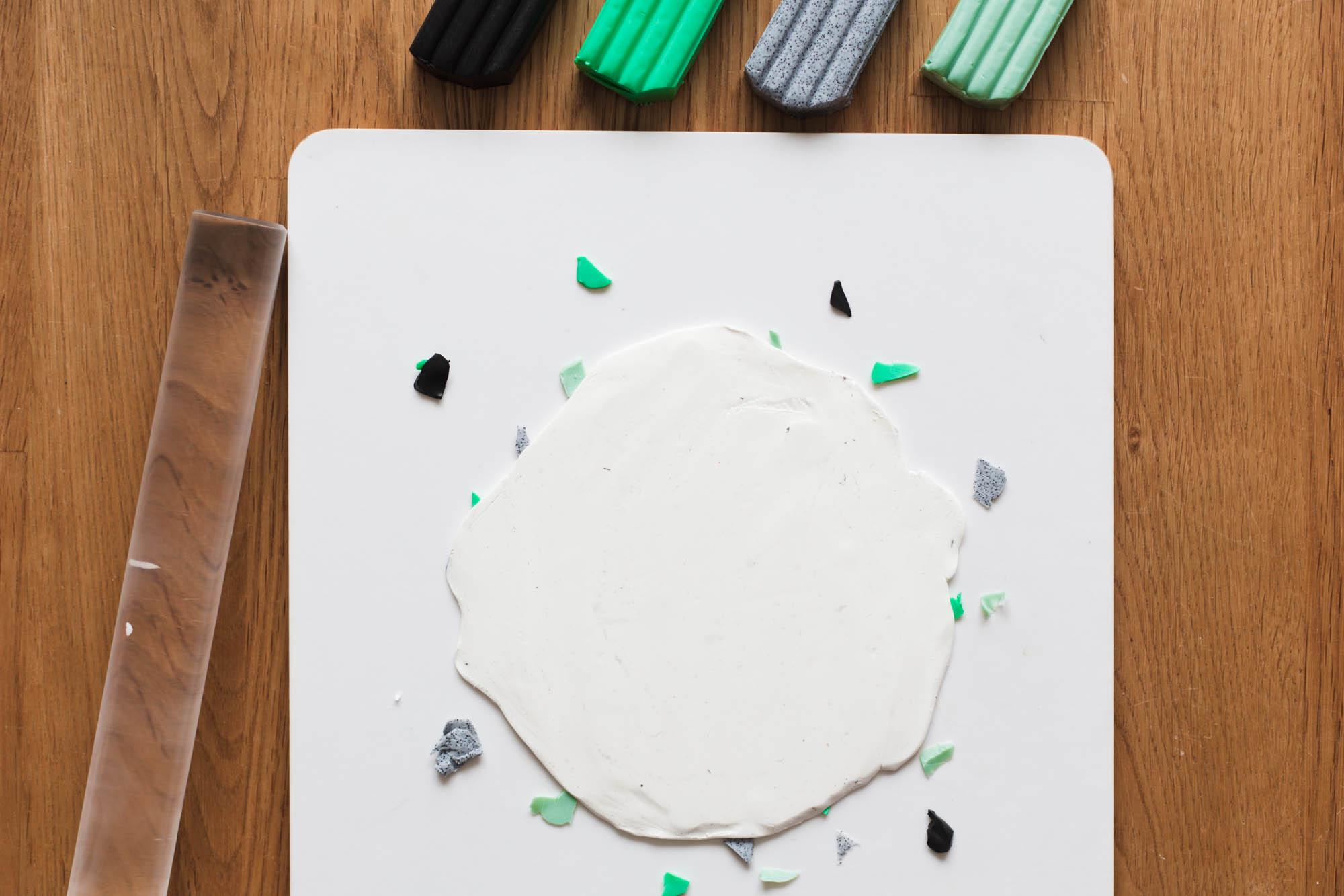 DIY Terrazzo Smyckesfat av Dnilva