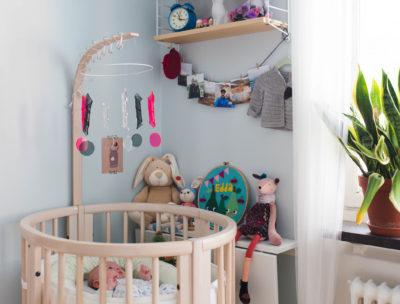 DIY baby mobile - FANZY