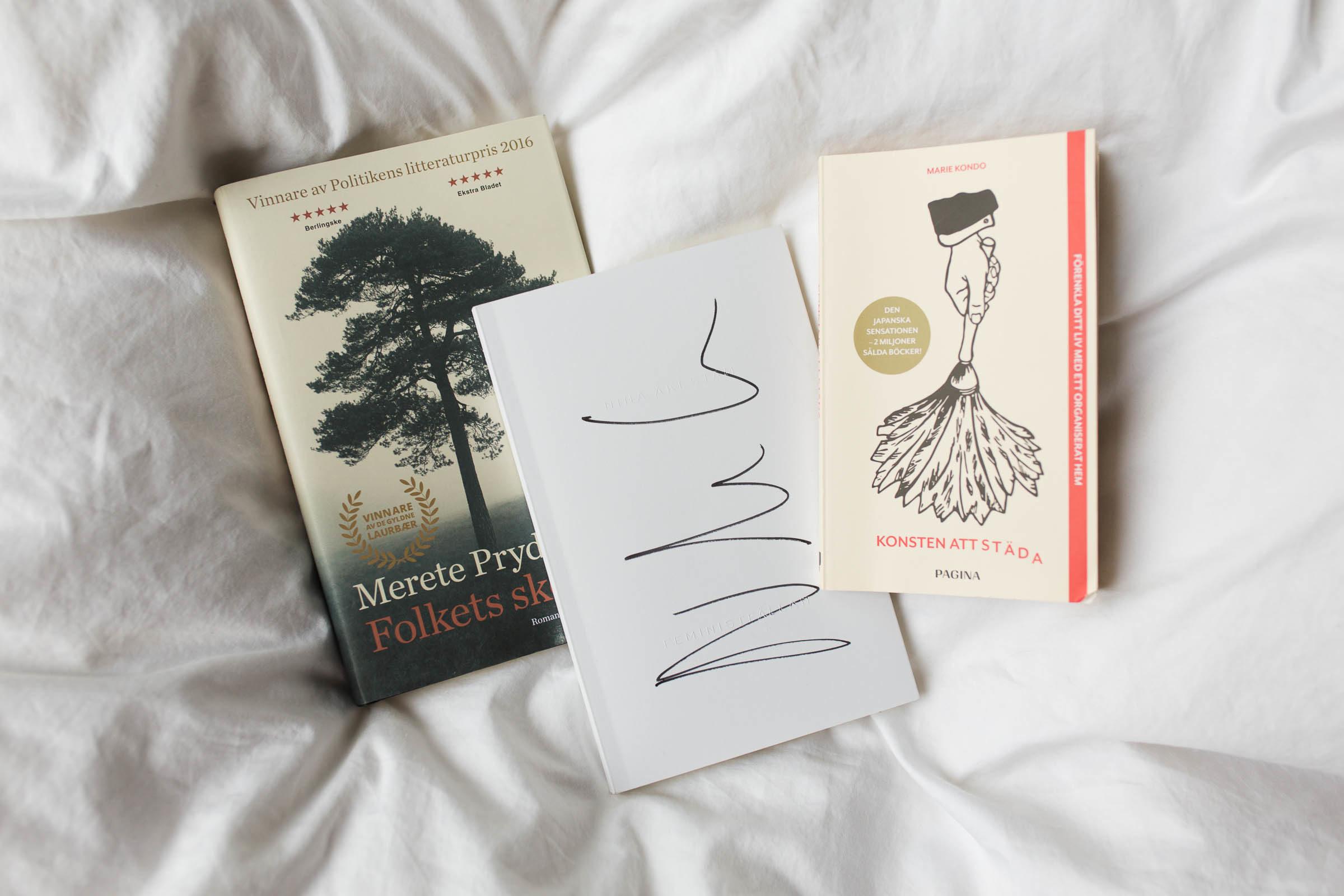 Böcker jag vill läsa