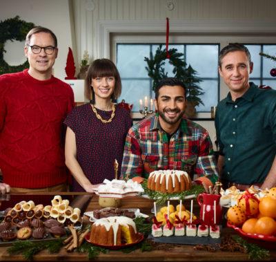 Dessertmastarnas Jul 3 - Juryn och Anna María