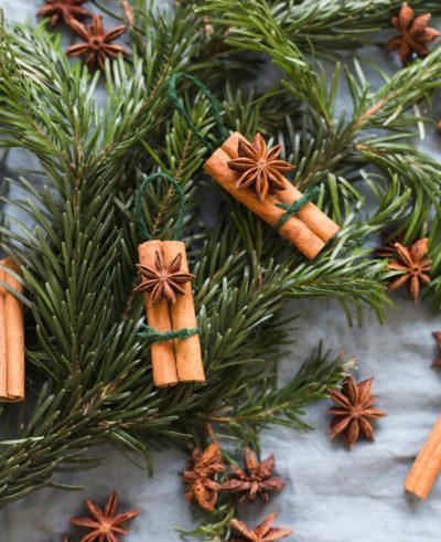 Julpynt - Kanel och stjärnanis (Dessertmästarnas jul 2018)