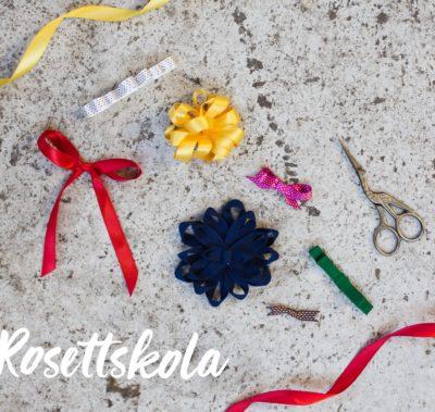 Rosettskola - Anna María