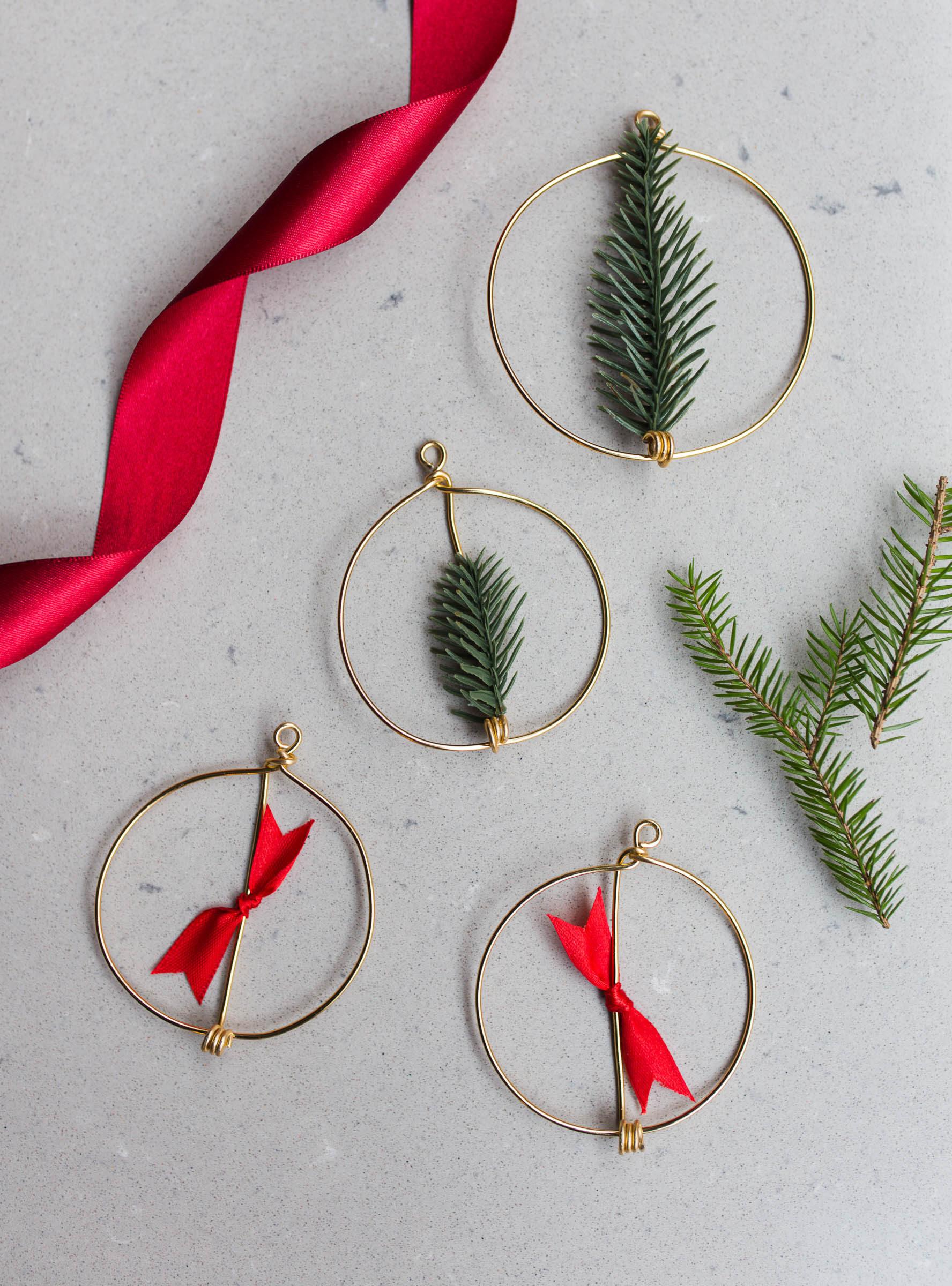 DIY Julgranshänge från Dessertmästarnas Jul av Anna María