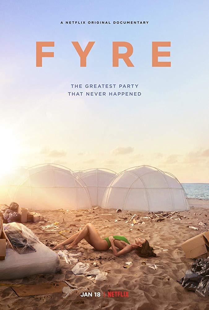 Fyre festival - Netflix