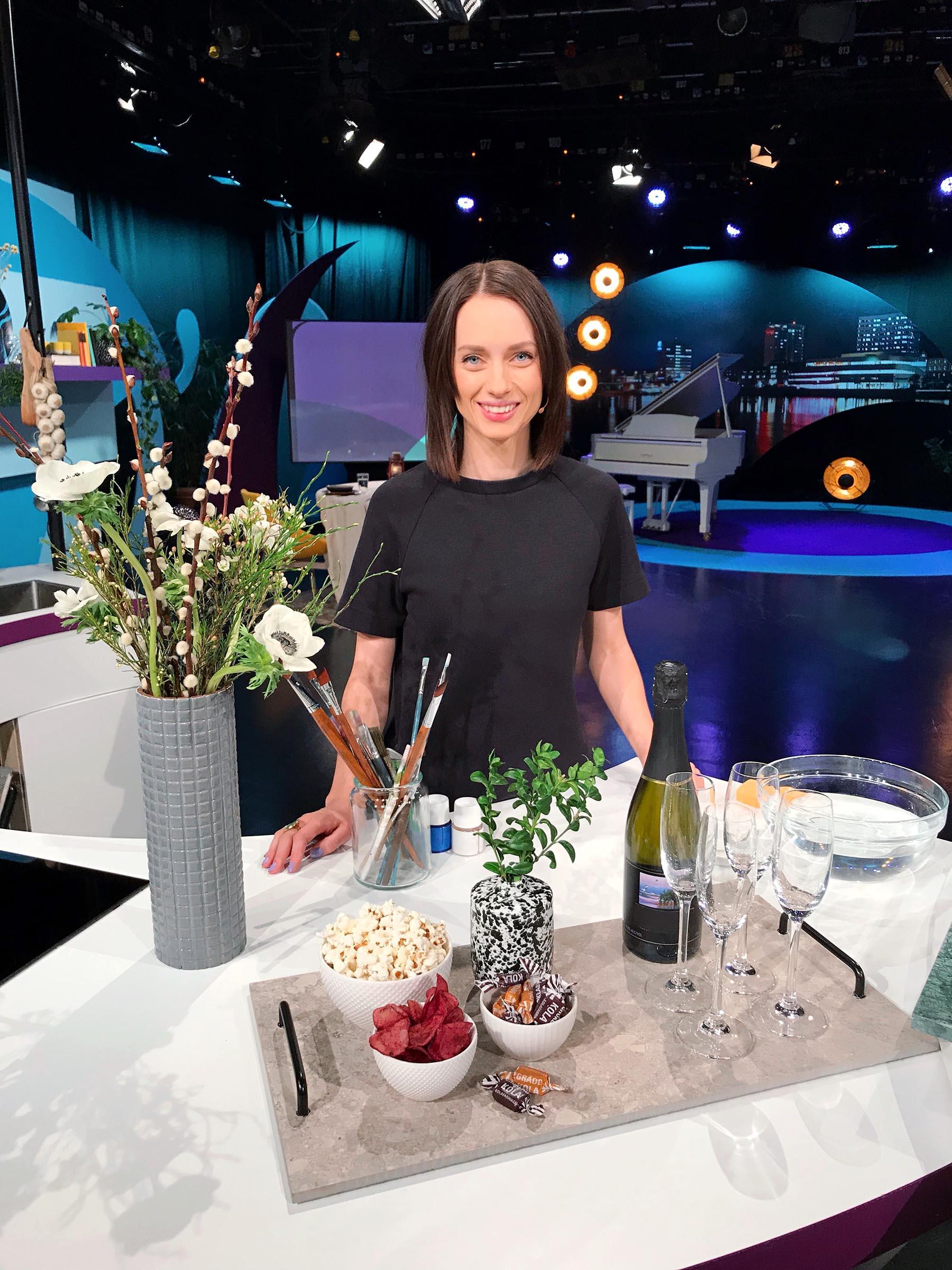 Go'kväll - Anna Maria Larsson