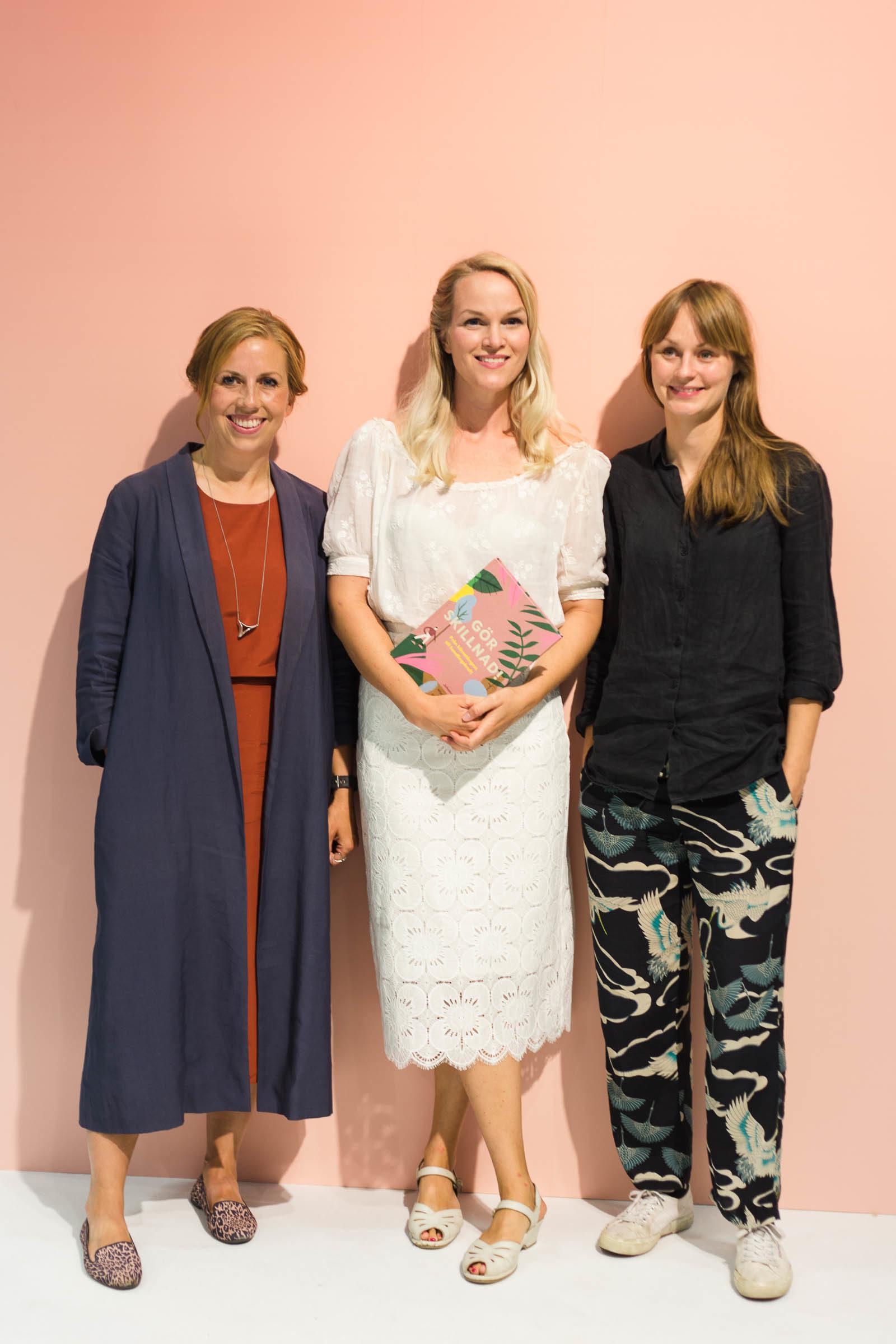 Maria Soxbo, Emma Sundh, Johanna Nilsson - Gör skillnad!