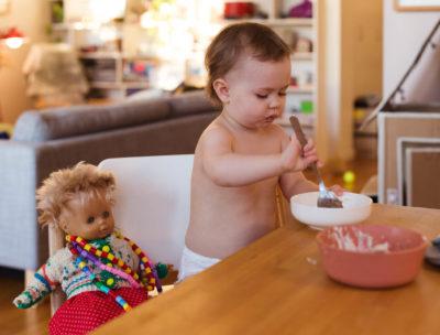 Edda och frukosten