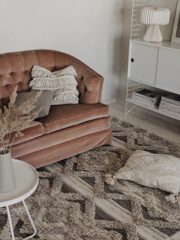 Maja handgjord kelim nyhet - Ciqola carpets