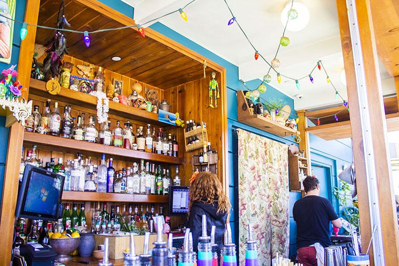 Williamsburg krok upp barer