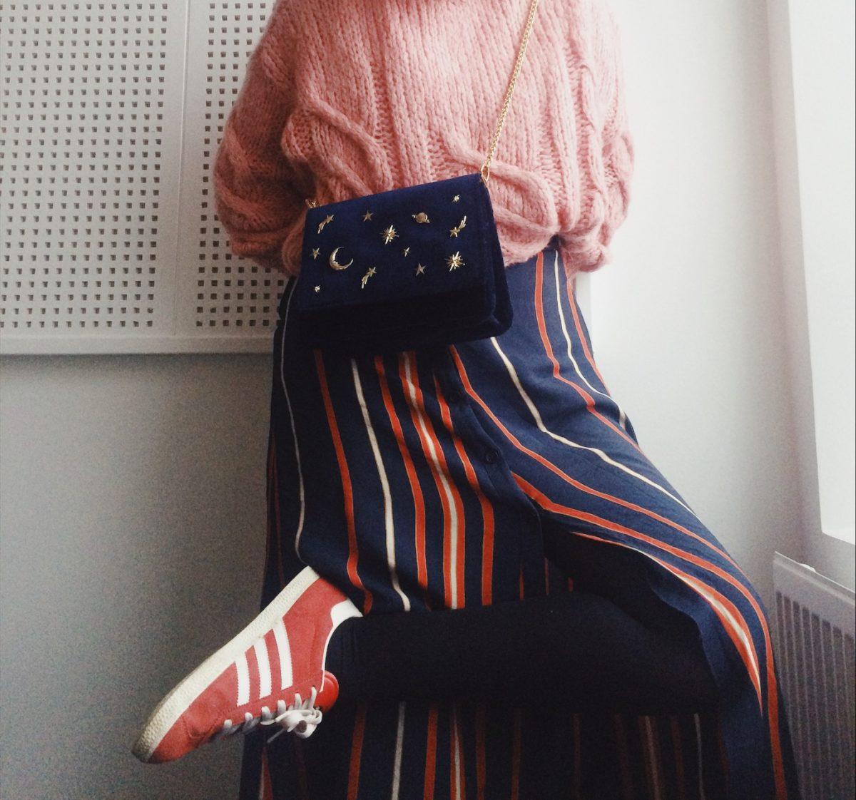 aac9abe15e3 Här är en outfit jag har haft när jag satt ensam på skolan. Alltså, det går  just nu sådär med min kapselgarderob. Jag köper så mycket second hand ...