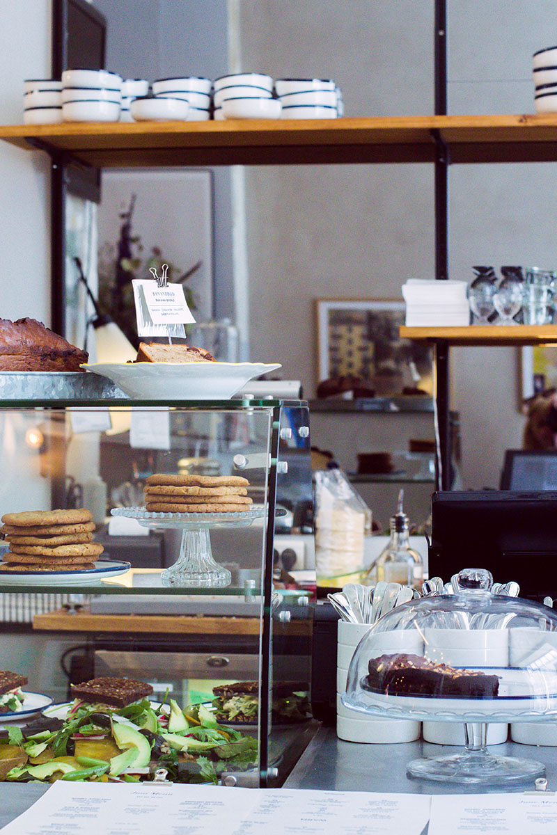 Sonny Café i Köpenhamn