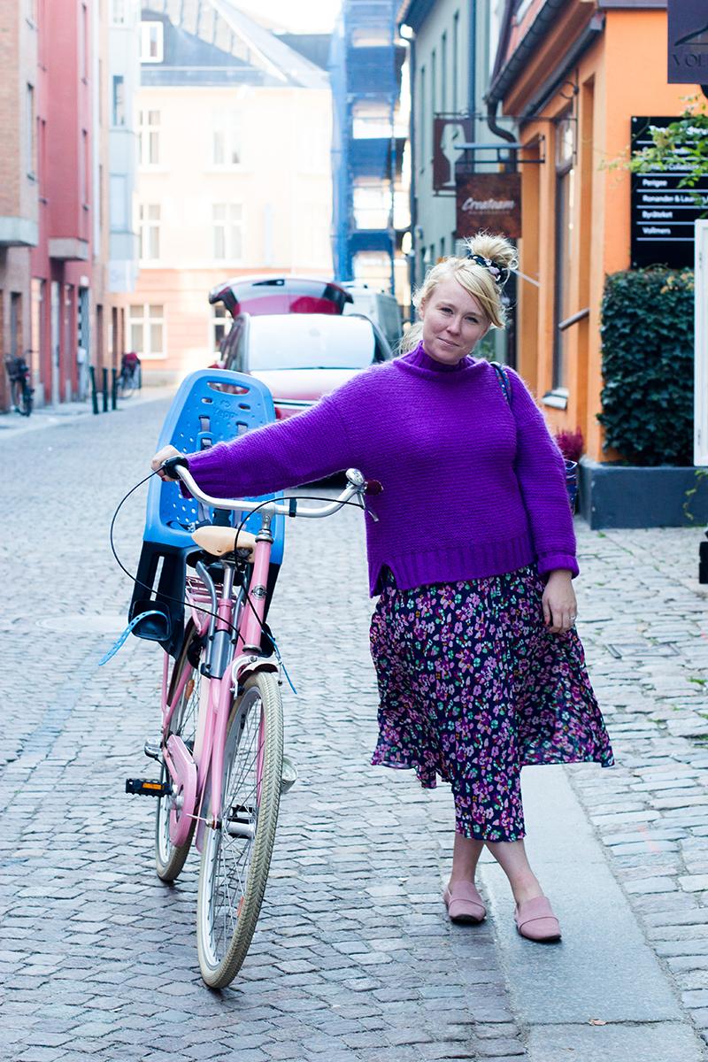 Lunch på Julie och höst i Malmö