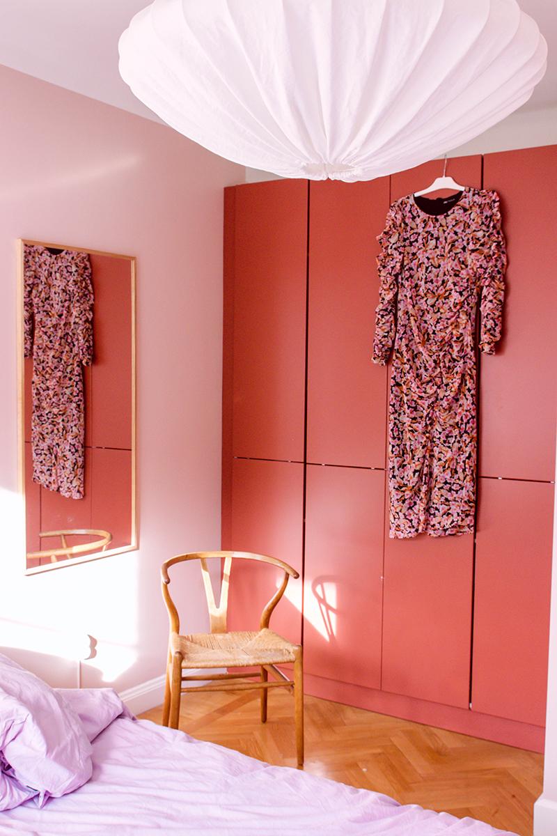 Deco Pink och Warm Blush Jotun Lady