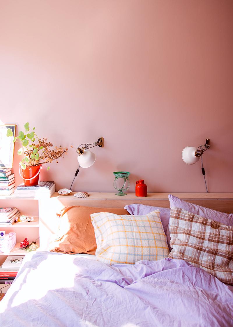 Bygg din egen sänggavel