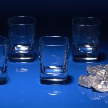 Just Wood Personalised Spirit Glass