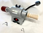 Leather Burnisher Bundle with Motor and Drum Sander